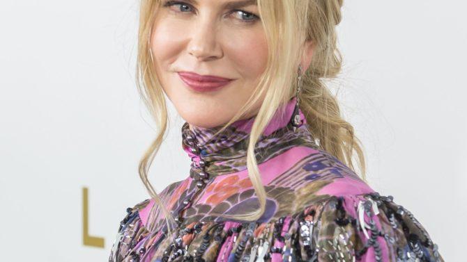 Nicole Kidman será premiada por 'Lion'