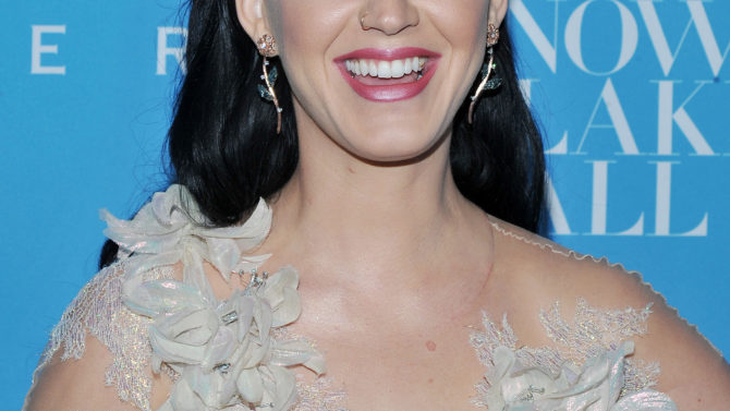 Katy Perry U.S. Fund for UNICEF's