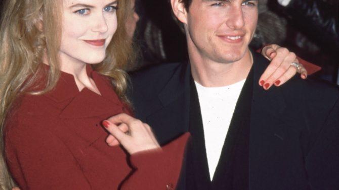 Nicole Kidman recuerda la primera vez