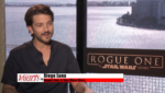 Diego Luna los quiere sorprender en el cine con 'Rogue One: A Star Wars Story' [VIDEO] Image