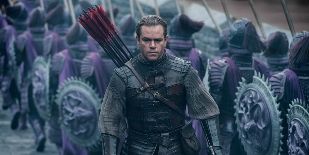 'The Great Wall' International Trailer Offers