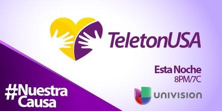 Teletón USA 2016 Univision