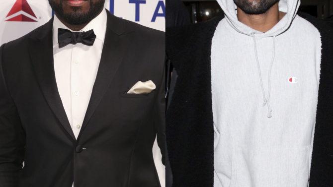 Kanye West hospitalización 50 Cent