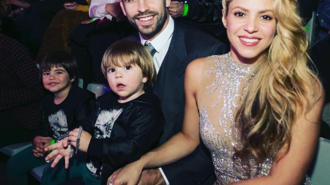 Shakira recibe reconocimiento en 'Los 40