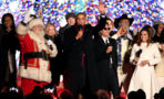 "El presidente Barack Obama canta ""Jingle"